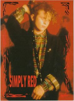 Ah, Red! Pictures Of You, Pretty Pictures, Mick Hucknall, Simply Red, How To Feel Beautiful, No Time For Me, Inspire Me, Music, Fictional Characters