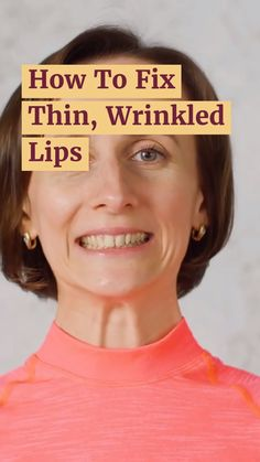 Beauty Industry Experts Agree This is a Great Solution for Younger, Plumper Looking Lips! exercises How To Achieve Healthy & Luminous Lips Yoga Facial, Beauty Tips For Skin, Skin Care Tips, Health And Beauty, Natural Beauty, Beauty Hacks, Organic Beauty, Make Up Geek, Home Remedies For Pimples