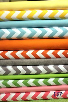 solids and chevrons anyone?