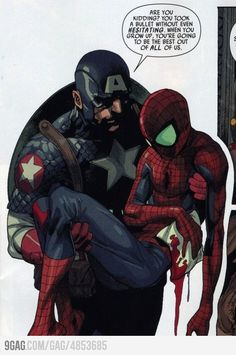 Spiderman is a member of the Avenger... And he should be!