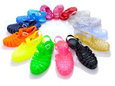 Jelly Shoes #JellyShoes80S