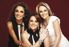 Pandora are a female Mexican singing trio. The original line-up consisted of sisters Isabel Lascurain and Mayte Lascurain and formly their cousin Fernanda Meade. Veronica Castro, Pandora, Great Videos, Lineup, Musicals, Singing, Sisters, Female, The Originals