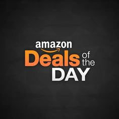 Shop new deals everyday on Amazon.com and save as much as 60% on select items. Shop our Deal of the Day, Lightning Deals, and limited-time sales. Click now to see the latest deals.