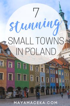7 Stunning Small Towns in Poland