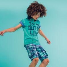 #boys #fashion #short #t-shirt #shoeby #sliedrecht maat 128-176