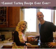 Easiest Turkey Recipe Ever Ever