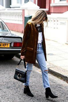 A Casual Cool Way To Wear A Blazer | Le Fashion | Bloglovin'