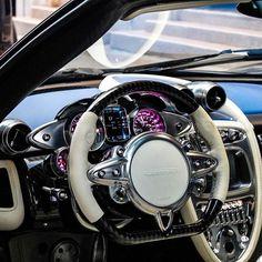Pagani Interior  #cardoings #cars #supercars #auto #BMW #Audi #Mercedes #Deals #automotive