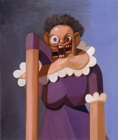 George Condo | French Maid Variation (2005), Available for Sale | Artsy
