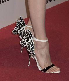 Emmy Rossumin suloiset kengät.