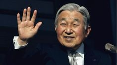 Emperor Akihito is expected to step down in 2018, and be succeeded by Crown Prince Naruhito.