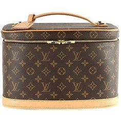 Louis Vuitton Monogram Canvas Beauty Case