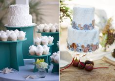 Pretty Time for Pretty Outdoor Destination Beach Weddings