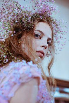 Rodarte's romantic SS18 collection unveiled at Paris Couture