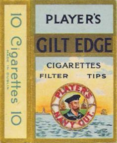 A cover gallery for Cigarette Packs Vintage Cigarette Ads, Cigarette Brands, Cigarette Case, Smoke Screen, Vintage Sailor, Collector Cards, Retro Advertising, Old Boxes, Up In Smoke