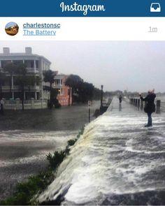 Charleston S.C. Flood 2015