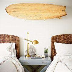 Natural Getaway - 40 Guest Bedroom Ideas - Coastal Living