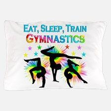 GYMNAST STAR Pillow Case Terrific selection of bedroom décor to encourage your awesome Gymnast http://www.cafepress.com/sportsstar/10114301 #Gymnastics #Gymnast #WomensGymnastics #Gymnastgift #Lovegymnastics #PersonalizedGymnast #Gymnastdecor #Gymnasticsdecor