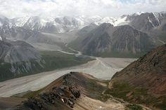 the #silkroad - tien shan mountains- #silkroad #kickstarter #silkroute #silkrailroad #art #travel #photography