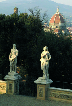 Le segrete oasi verdi di Firenze - Firenze Made in Tuscany #santospiritofirenze