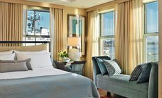 Forrest Perkins Battery Wharf Hotel Boston, MA. | Luxury homes, interior design inspiration