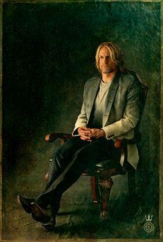 Special Edition: Capitol Portraits - Haymitch Abernathy