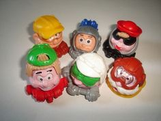 Kinder Surprise Set Rolling Racers Europe Figures Toys Collectibles | eBay
