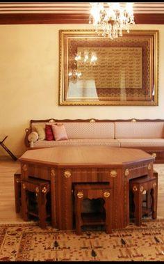 Osmanlı Şark Sedir Odaları