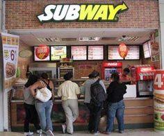 Subway- Norte Shopping