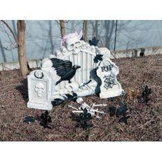 Dekoration Halloween Taschen, Halloween Decorations, Halloween Tombstones, Head Wreaths, Dekoration, Halloween Jewelry