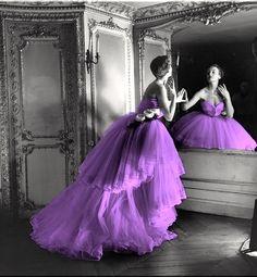 ✿ڿڰۣ(̆̃̃❤Aussiegirl  #Purple #Passion