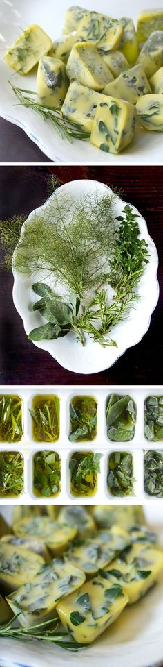 8 Steps for Freezing Herbs in Oil