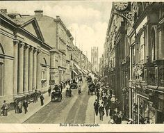 Bold street,Liverpool