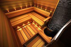 Galleria - Kategoria: 3D kuvat Relax lauteista | Sun Sauna Kotikylpylä