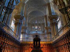 Catedral de Malaga      by:Christian Beirle González