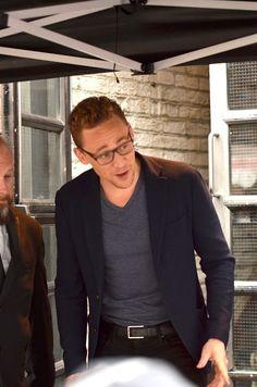 Tom Hiddleston. #TIFF15 Via Torrilla.
