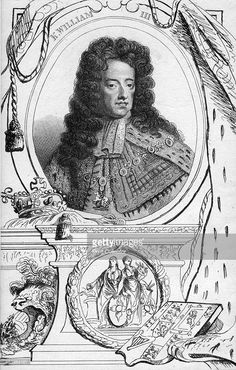 William III, King of England, Scotland and Ireland. William of Orange (1650-1702) was invited by a conspiracy of English notables to depose the Catholic James II and assume the throne in his stead. The invasion, which was virtually bloodless, was successful and became known as the 'Glorious Revolution'. James fled to France and the Prince of Orange was crowned William III of Great Britain and Ireland on 11 April 1689. He co-ruled with his wife Mary II from 1689,