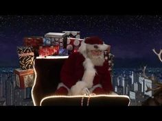 A Special Santa Snooper Webcam Video from last Christmas Eve! + you can email santa to ;-) ;-) ;-)