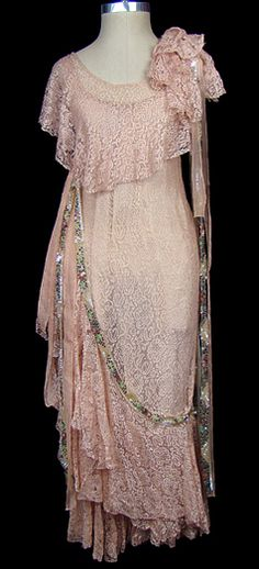 1915 Wedding Gown