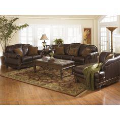 ashley furniture north shore sofa set. beautiful ideas. Home Design Ideas