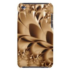 Wrapped in Gold iPod Touch case