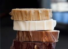 Whipping Cream Fudge Stack
