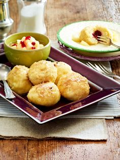 Hamburger, Sweets, Bread, Cooking, Ethnic Recipes, Food, Donuts, Smoothies, Dumpling Recipe