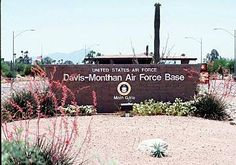Davis-Monthan Air Force Base, AZ