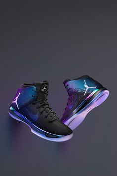 Nike Air Jordan 31 Allstar Sneaker (Detailed Look + Release Info) Zapatillas Nike Basketball, Zapatillas Jordan Retro, Me Too Shoes, Women's Shoes, Shoes Sneakers, Jordans Sneakers, Cool Jordans, Nike Air Jordans, Girls Sneakers