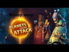 Oh no the planets are under attack!!!