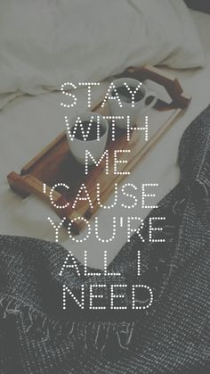 stay with me lyric qoute