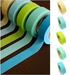 Rolls Japanese Washi Tape Masking Tape