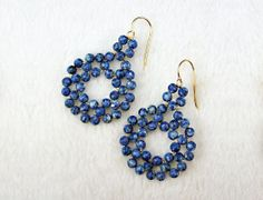 Bead Earrings With Wire