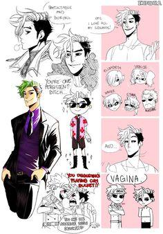 Goop doodles by Konoira on DeviantArt